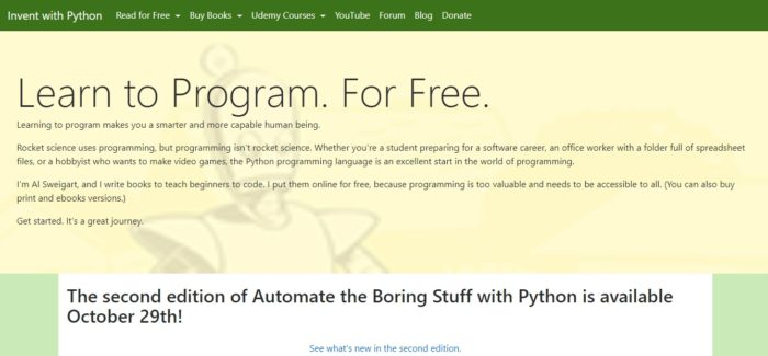 Invent With Python