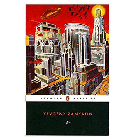 We by Yevgeny Zamyatin PDF Download